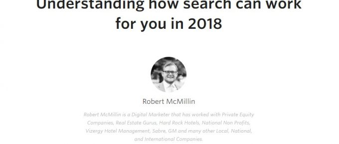 Why You Need Search Marketing