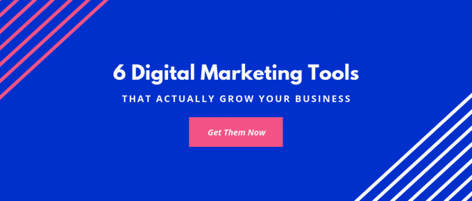 6 Digital Marketing Tools