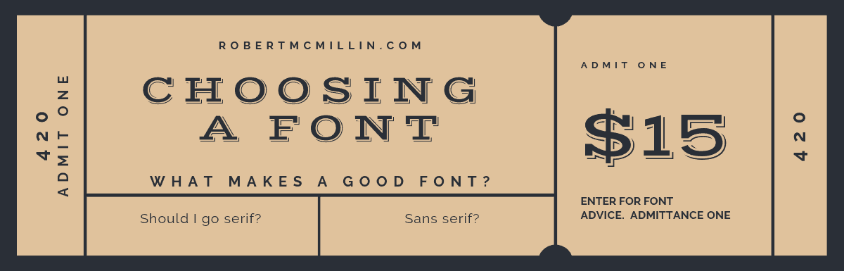 "Good Fonts and Typography ""Hacks"" That Increase Readership"